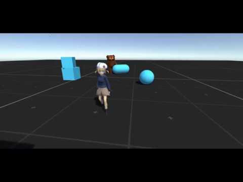 Unityのアセットで遊んでみた PuppetMaster