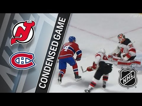 New Jersey Devils vs Montreal Canadiens – Dec. 14, 2017 | Game Highlights | NHL 2017/18 Обзор