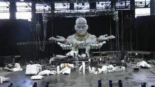 DJ BoBo - The FANTASY Stage 2010 Part 1/3