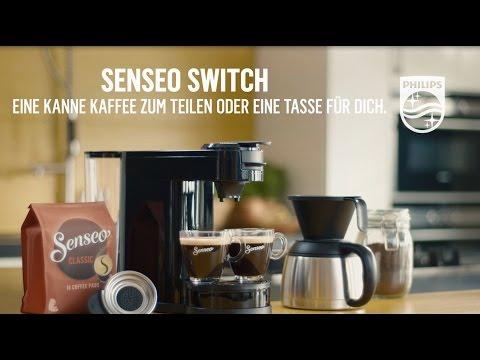 Senseo Switch 2-in-1 Kaffeemaschine, ausführlicher Test