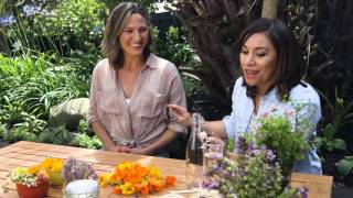 Youtube thumbnail for How to plant an edible flower garden