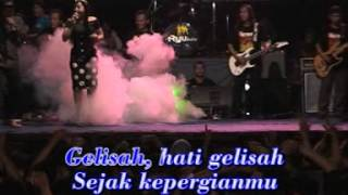 Om New METRO - KERINDUAN -  BRODIN & WIWIK [karaoke]