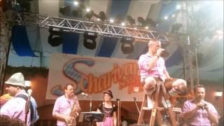 preview picture of video 'Herbstfest Erding 2014 (Scharivari Sextett Plus)'