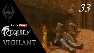 Skyrim - Let's Play VIGILANT (with Requiem): #33 Poor Sir Gregory