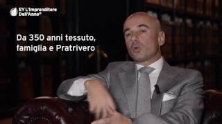 Alessandro Barberis Canonico - EY L'Imprenditore dell'Anno 2016