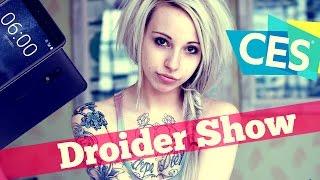 Провал Nokia и убийца Tesla | Droider Show #273