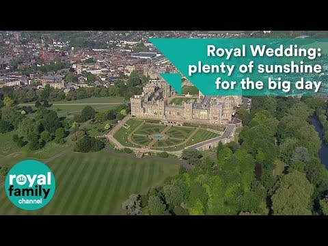 Windsor Castle: Royal Wedding 2018 of Prince Harry and Meghan Markle