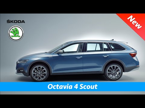 Škoda Octavia 4 Scout 2021 - First quick look | Interior - Exterior