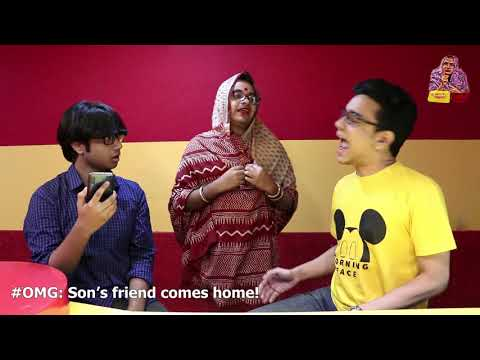 OMG - O Maa Go - S02E51 Son's Friend Comes Home!