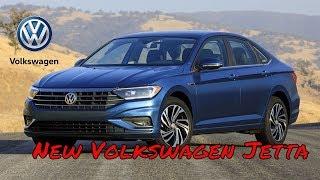 Новый Фольцваген Джетта 2018   Новый Volkswagen Jetta 2018   Обзор Volkswagen Jetta.