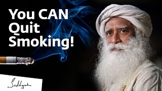 How Can I Quit Smoking? – Sadhguru Answers