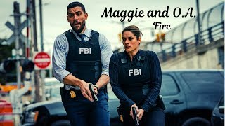 FBI || Maggie and O.A. || Fire