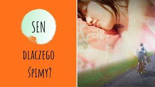 SEN – Dlaczego zasypiamy? Jak interpretować własne sny? – pytania do Luczisa cz.IV