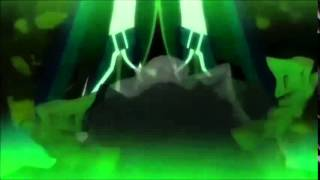 Black Rock Shooter AMV Skrillex-Scary Monsters and Nice Sprites (Dirtyphonics Remix)