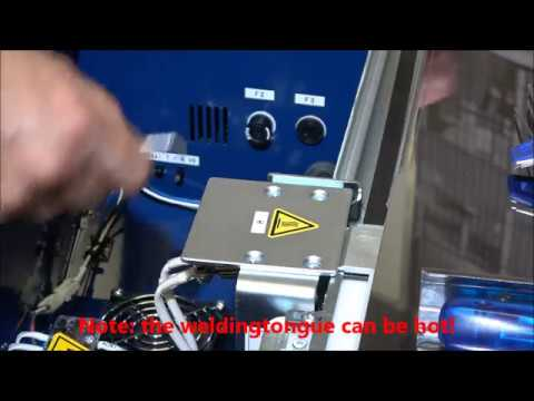 M-Pac V: Cleaning the welding tongue