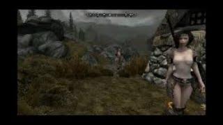Skyrim SE with mod #586 Rorikstead