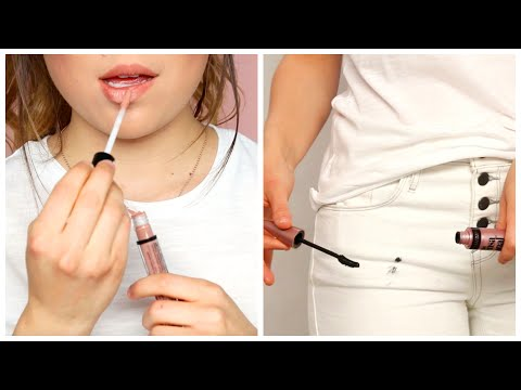 How to Get Make-Up Out of Anything