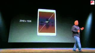 iPad Air & neues iPad Mini - Highlights der Apple-Präsentation