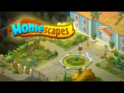 Vídeo do Homescapes