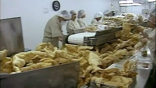 Visiting with Huell Howser: Pork Rinds