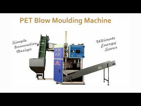 Pharmacy Pet Bottle Making Machine