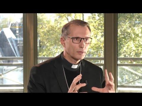 Mgr Nicolas Brouwet - diocèse de Tarbes et Lourdes