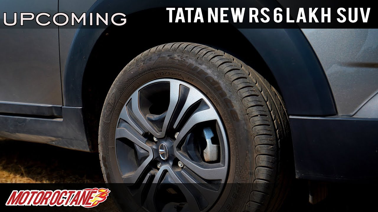 Motoroctane Youtube Video - Tata Hornbill - Rs 6 lakhs SUV March'19 reveal | Hindi | MotorOctane