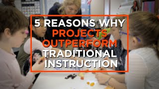 Why Project-Based Learning Outperforms Traditional Instruction