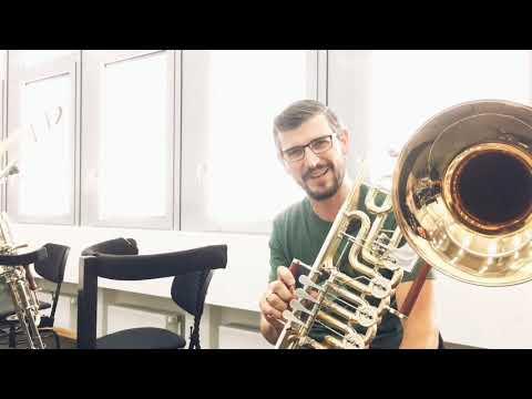 Instrumente: Wenn Tubas und Posaunen ein Kind hätten...
