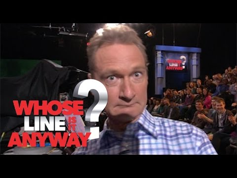 Seznamka: Flirtující Ryan - Whose Line Is It Anyway?