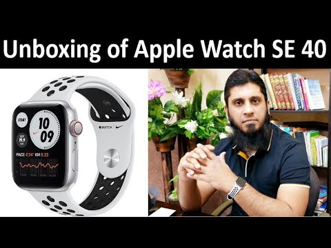 Apple Watch SE | Unboxing and Review of Apple Watch SE