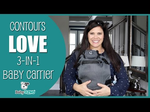 Contours Love 3 n 1 Baby Carrier Review by Baby Gizmo