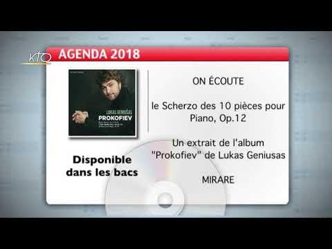 Agenda du 3 décembre 2018