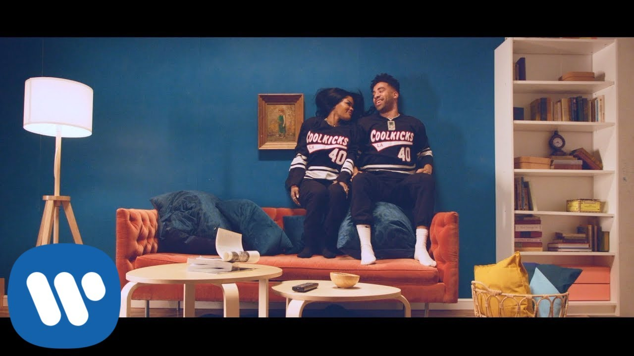 KYLE - F You I Love You Ft. Teyana Taylor (Official Music Video)