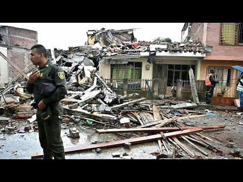 Tres policias muertos en atentado atribuido a disidencias de FARC en Colombia | AFP