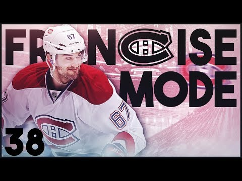 NHL 18 - Montreal Canadiens Franchise Mode #38