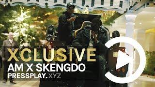 #410 Skengdo X AM   What A Feeling (Music Video) Prod. By JB104 | Pressplay