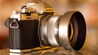 Olympus 25mm F1.8 Review - Nifty Fifty