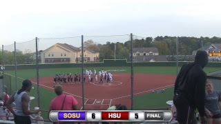 Reddies Softball vs. Southeastern Oklahoma (Games 1 & 2) | April 5, 2019