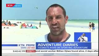 Conservationists using Water sporting to create awareness   Adventures Diaries