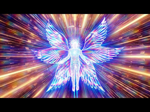 528 Hz ANGELIC CODE, herstelt DNA-genezingscode, manifesteert wonderen, laat negatieve energie los