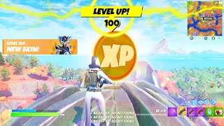 Fast XP TRICKS in Fortnite Season 6! (Reach LEVEL 100 Today!)