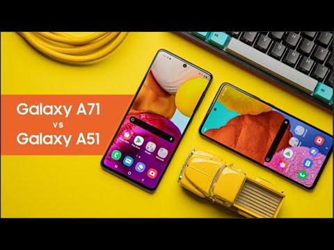 External Review Video zJIxszvatDs for Samsung Galaxy A71 5G Smartphone