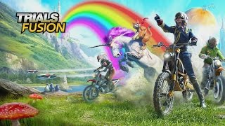 Trials Fusion: Awesome Level MAX - The Awesome Adventure (Newest DLC, XB1 Gameplay)
