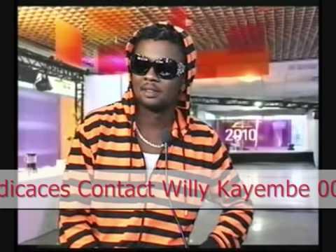 Willy Kayembe reçoit Nono Foudji du Wenge BCBG ( sa vie privée et professionelle)