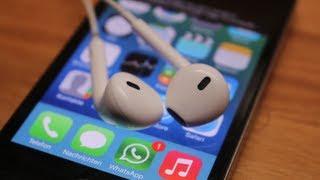 Review Apple EarPods nach einem Jahr Benutzung