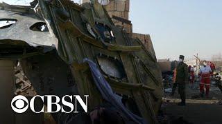 "Iran Admits It ""unintentionally"" Shot Down Ukrainian Jetliner"