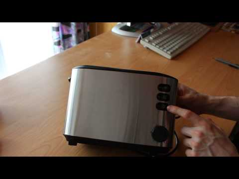 AmazonBasics Toaster Severin AT 2514 - Unboxing + Erster Eindruck [Deutsch]
