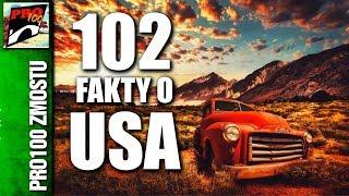 USA – 102 FAKTY