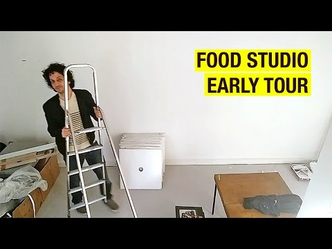 Setting Up MY Independent YouTube Food Space ?!